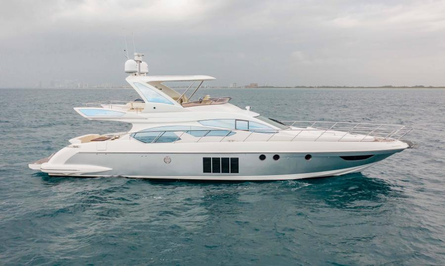 Azimut-64 2016-DISABELLA Dania Beach-Florida-United States-1638162-featured