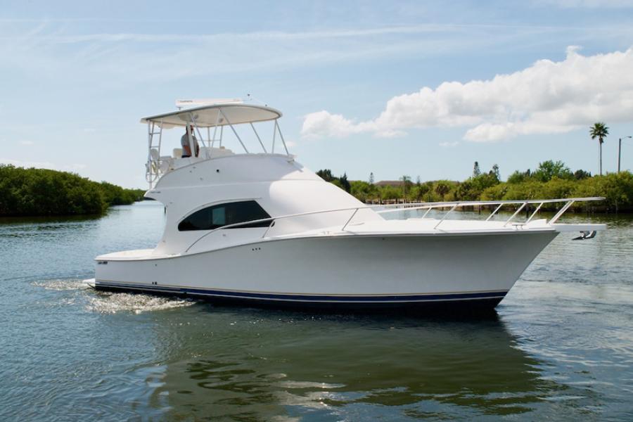 Luhrs-41 Convertible 2007-Reel Love St Petersburg-Florida-United States-2007 41 Luhrs Convertible  Reel Love  Profile-1635122-featured