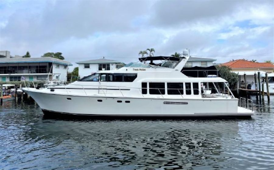 Pacific Mariner-Motor Yacht 2000-Travis McGee Fort Lauderdale-Florida-United States-1635565-featured