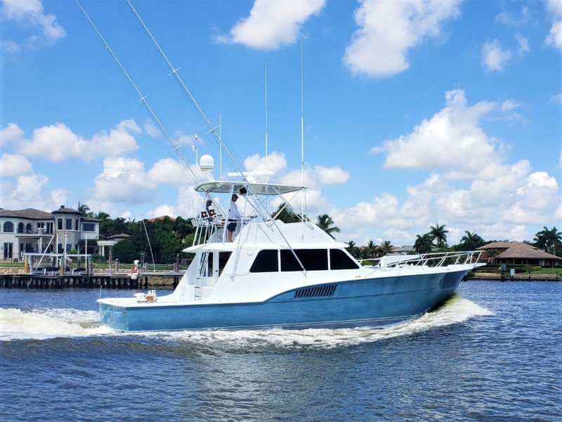 photo of 53' Hatteras 53 Convertible 1976