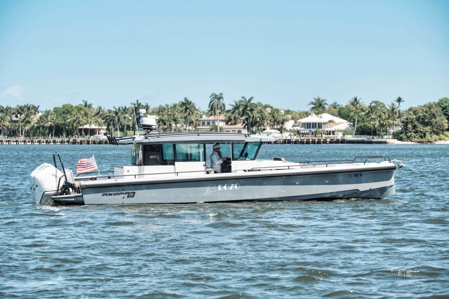 Photo of 37' Axopar 37 Cabin Brabus Edition 2020