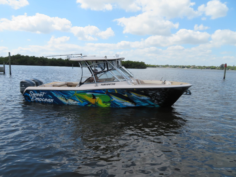 Grady-White-Freedom 285 2013-Sweet Emocean Stuart-Florida-United States-1637544-featured