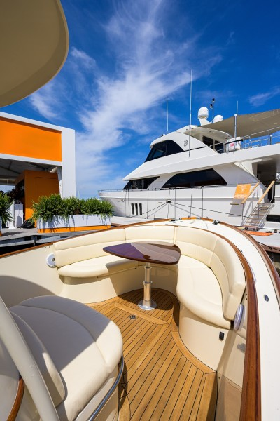 WORTHY yacht for sale