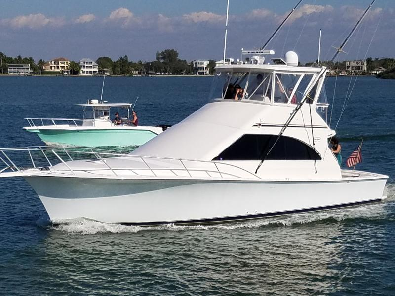 Ocean-Sport Fisherman 1998-Lady G Naples-Florida-United States-1637898-featured