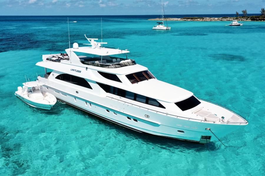 Hargrave-101 Motor Yacht 2010-Limitless Nassau-Bahamas-2010 Hargrave 101 Motor Yacht  Limitless-1638443-featured