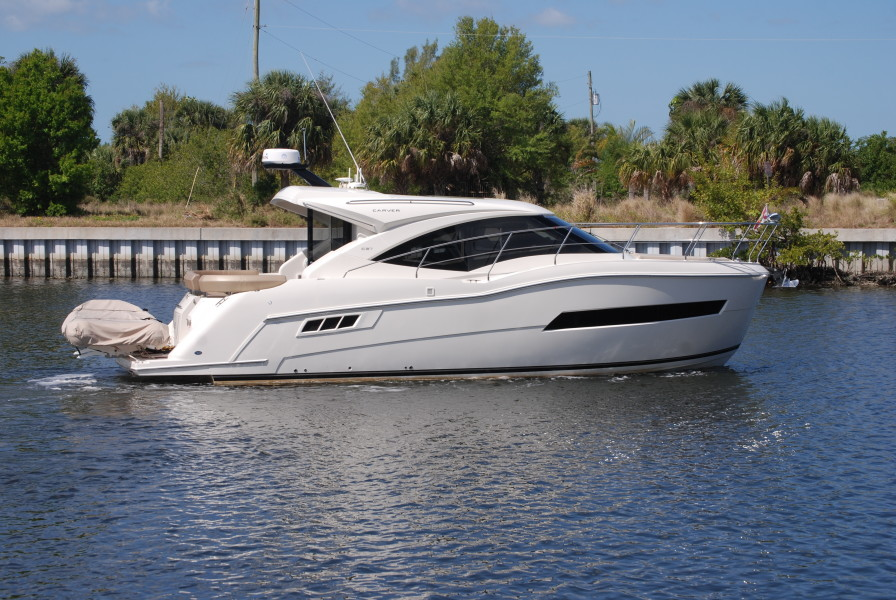 Carver-37 Coupe 2018-Knot Yet II Ruskin-Florida-United States-1638885-featured