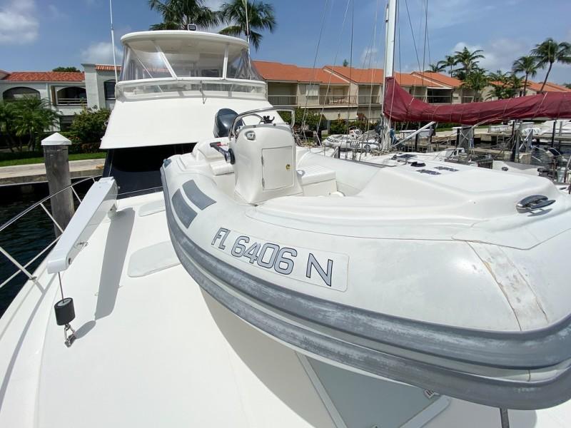 2001 Riviera 43 CNV - Tender