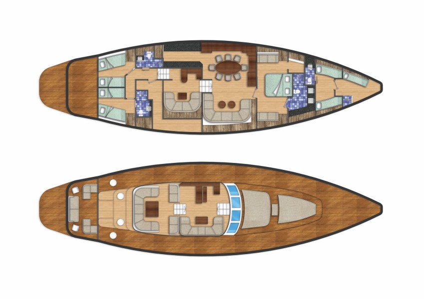 SONGBIRD OF LONDON yacht for sale
