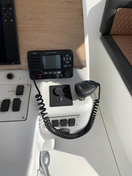 ICOM VHF to Starboard Helm