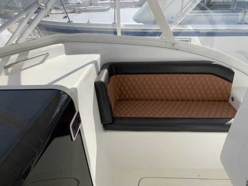 Starboard Companion Seat