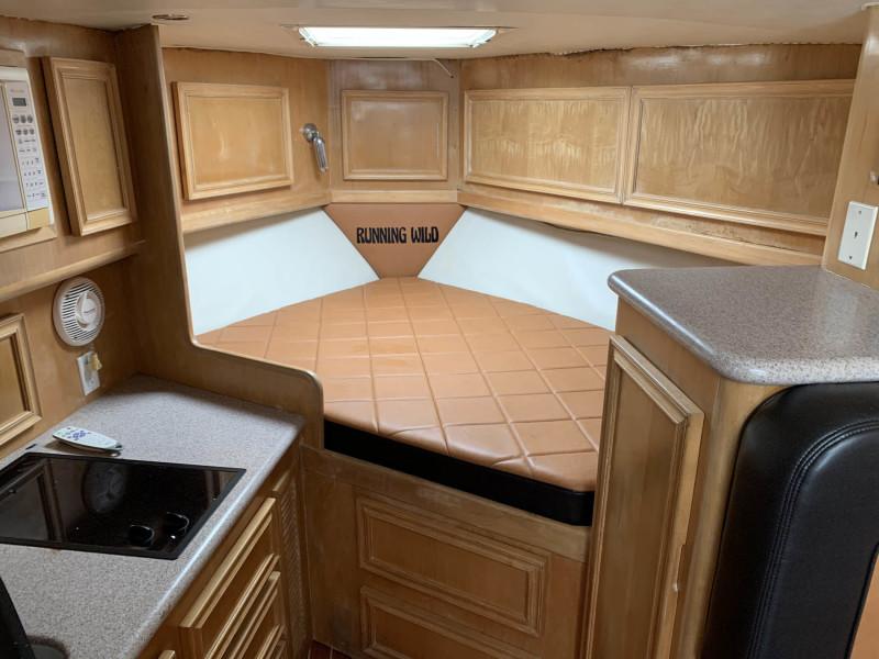 Galley - Updated Countertops