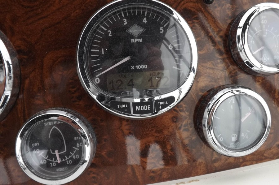 Helm Gauges