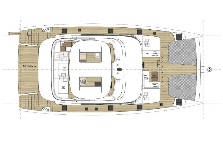 Upper Deck Layout