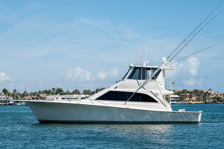 Ocean Yachts-Enclosed Bridge 1998-Bridgeview Boca Raton-Florida-United States-1644149-featured