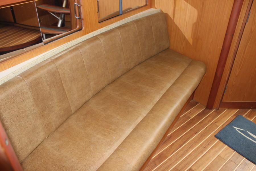 2006 Luhrs 380 Open - Fuelish Fun - Cabin Seating