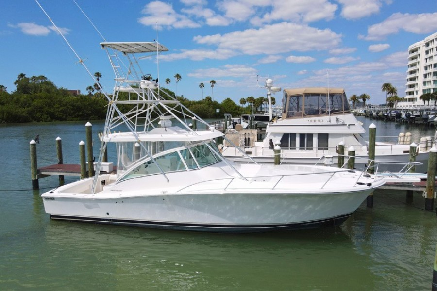 Luhrs-380 Open 2006-Fuelish Fun Clearwater-Florida-United States-2006 Luhrs 380 Open  Fuelish Fun-1647556-featured