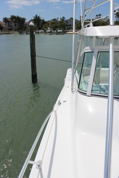 2006 Luhrs 380 Open - Fuelish Fun - Starboard
