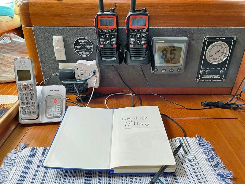 Nav Desk