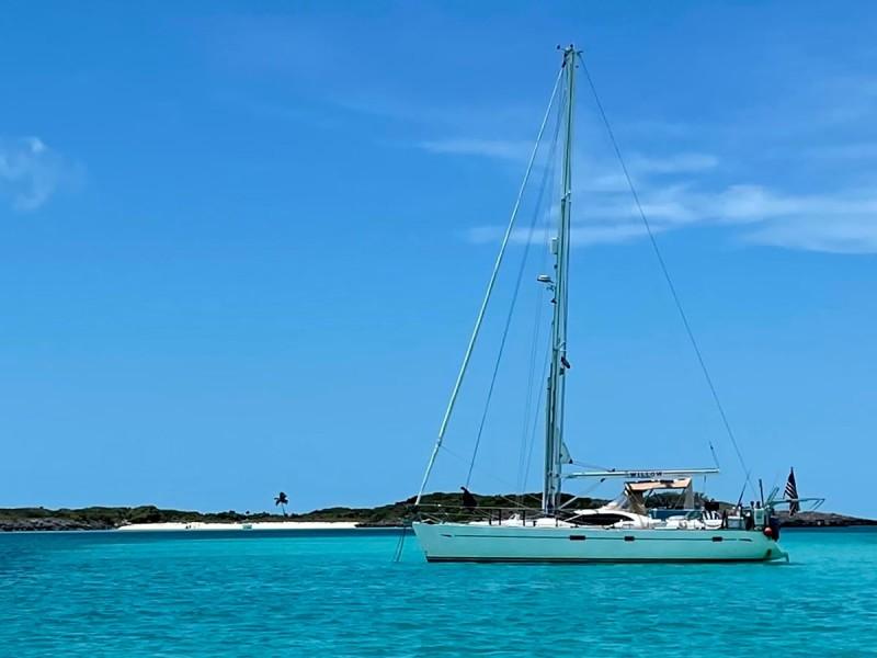 In the Bahamas