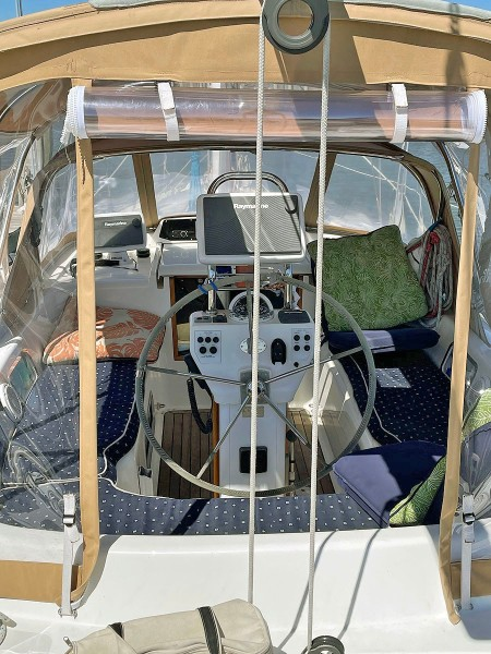 Cockpit Enclosure
