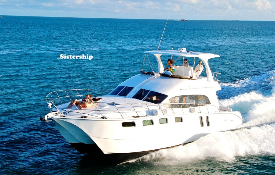 photo of 50' Naval Yachts 50 Yacht Cat 2011