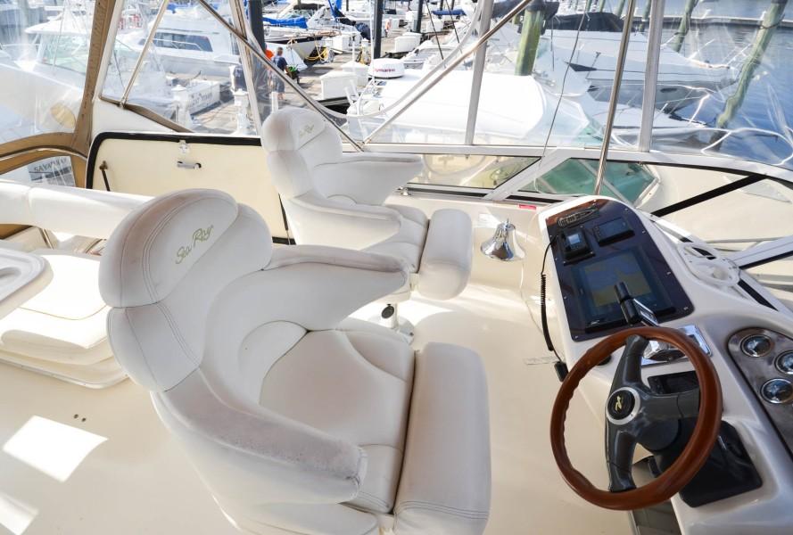 Helm Seating Port