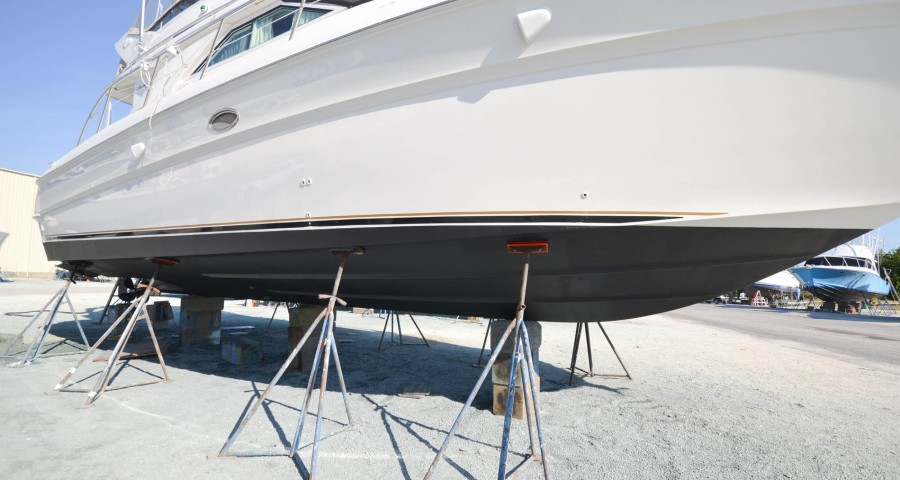 Bottom Paint Starboard