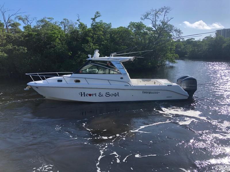 Everglades 32 - Heart & Soul - Port Profile
