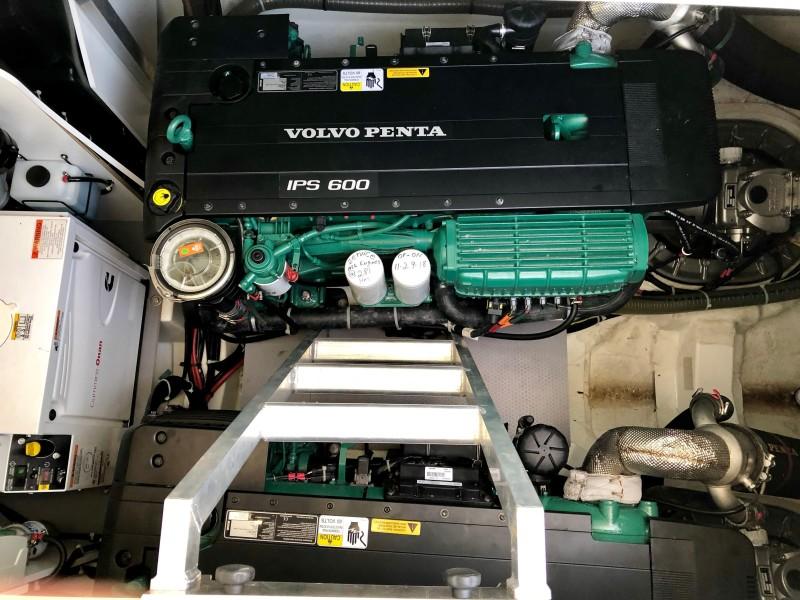 2017 Beneteau 46 Gran Turismo - Yo Baby II - Engine Room