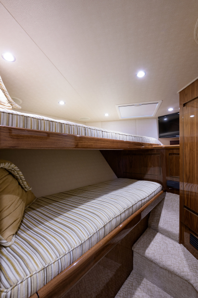 2017 48 Viking Convertible - Guest State Room