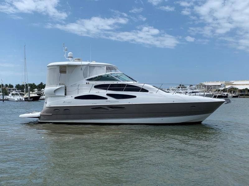 2006 Cruisers 455 Motor Yacht - Nirvana South