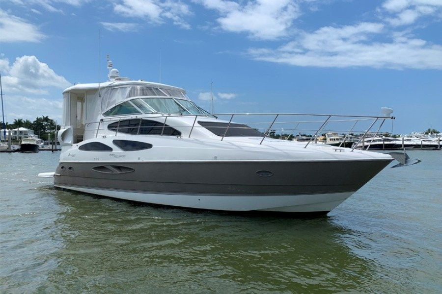 Cruisers-455 Motor Yacht 2006-Nirvana South Naples-Florida-United States-2006 Cruisers 455 Motor Yacht  Nirvana South-1663412-featured