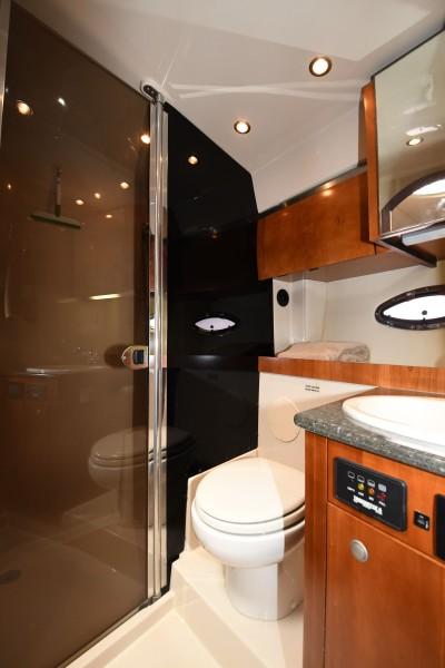 2007 42 Cruisers Express - Got Tubes II - Shower Stall