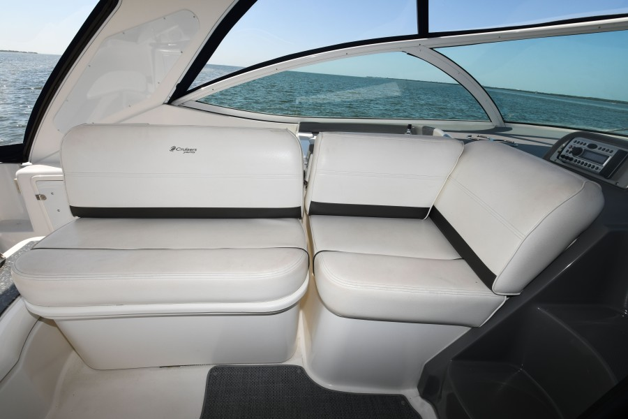 2007 42 Cruisers Express - Got Tubes II - Companion Seating