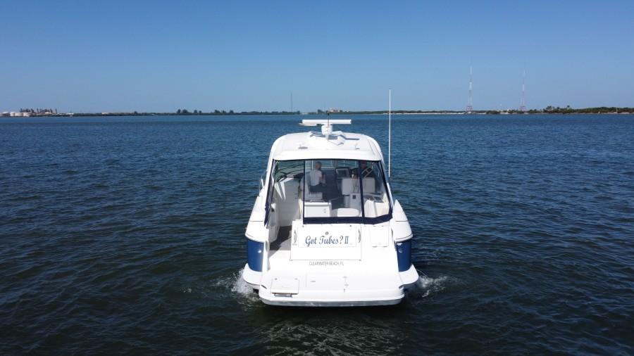 2007 42 Cruisers Express - Got Tubes II - Transom- Swim Platform