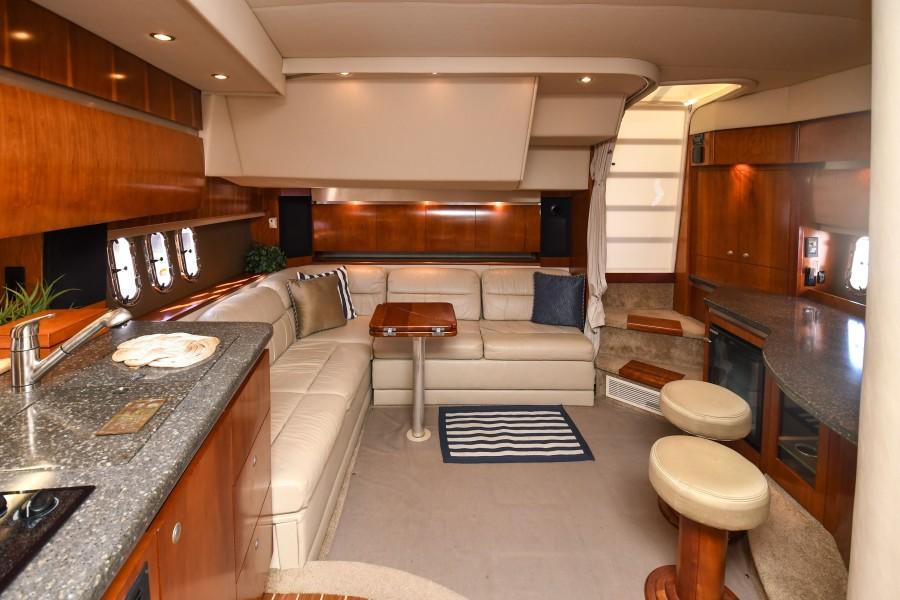 2007 42 Cruisers Express - Got Tubes II - Salon/Galley