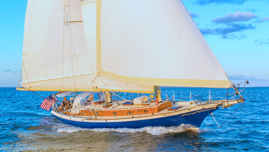 photo of 48' Cherubini 48 Schooner 1986