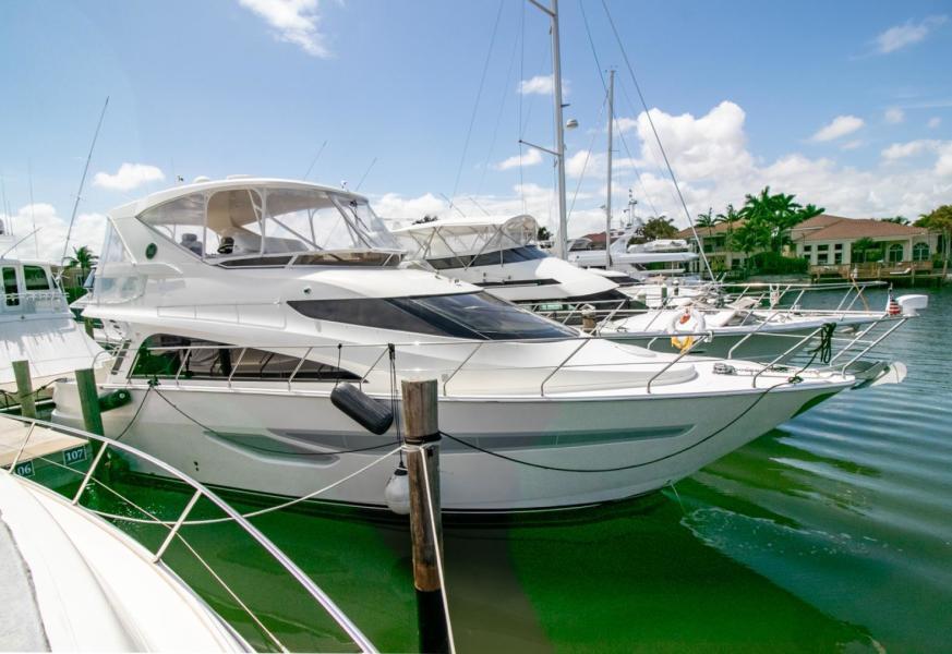 Marquis-50 LS 2008-The Adventurer 1 Hallandale-Florida-United States-1650705-featured