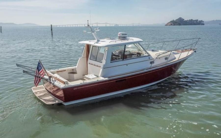 Hunt Yachts-Surfhunter 33 2001-ENCORE San Rafael-California-United States-Starboard Profile-1703033-featured