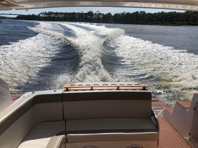 Cruising!