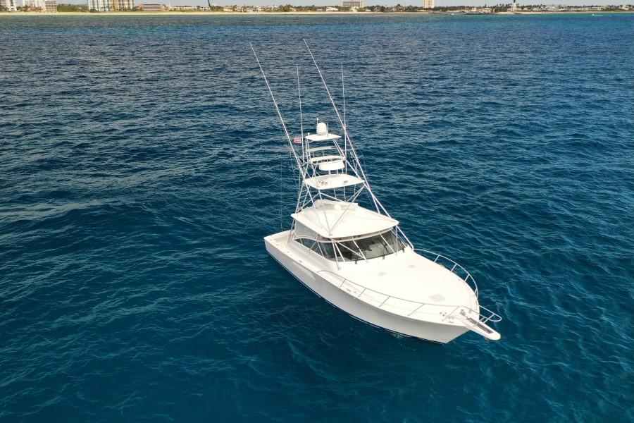 2006 Viking 45 Open- Starboard 1