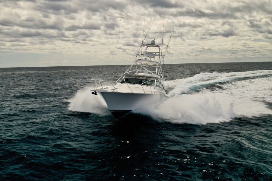 2006 Viking 45 Open- Port 3