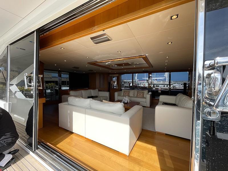 EVIL ZANA yacht for sale