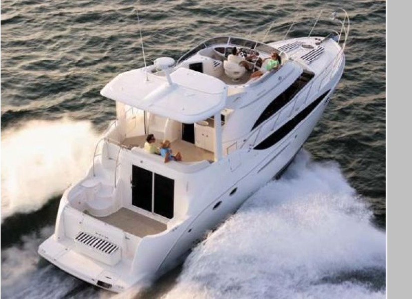 Meridian-459 Motoryacht 2008-SWIMM EZE Branford-Connecticut-United States-1654791-featured