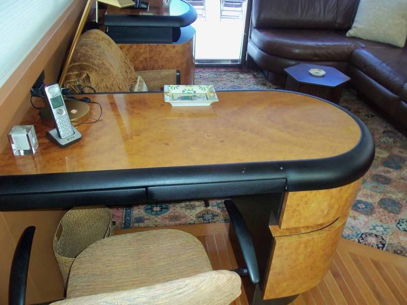 Starboard Side Desk