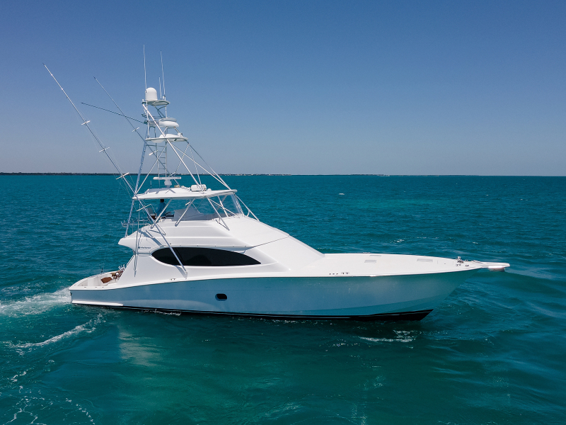 Photo of 68' Hatteras 68 Convertible 2008