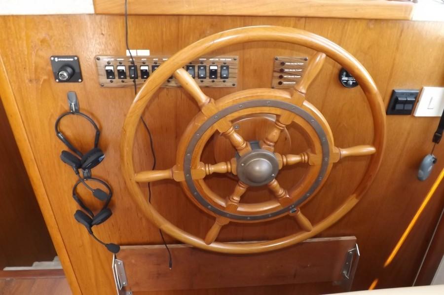 Lower Helm Wheel