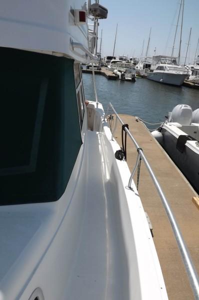 Port Side Deck Looking Aft