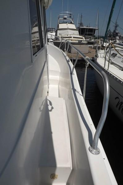 Starboard Side Looking Forward