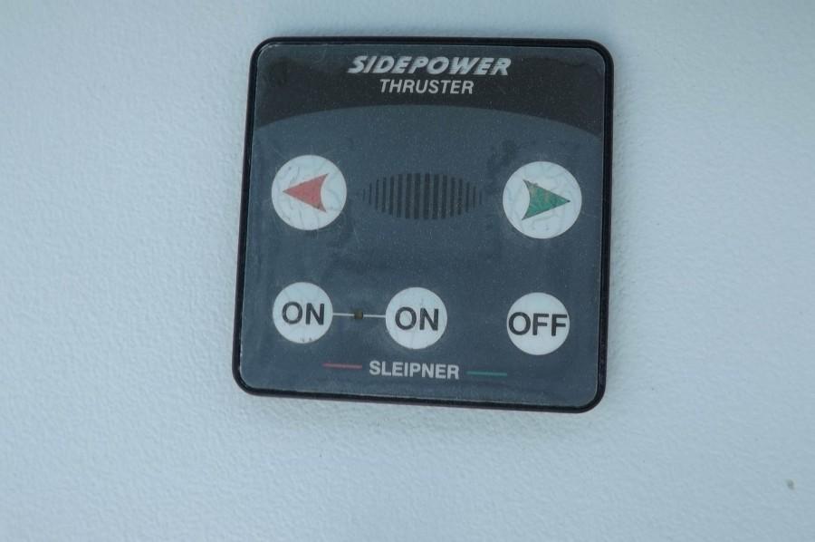 Sidepower Thruster